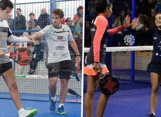 El Campeonato de España de Pádel Absoluto ya tiene a sus parejas ganadoras