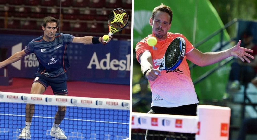 Aday Santana y Gonzalo Rubio, nueva pareja para 2020