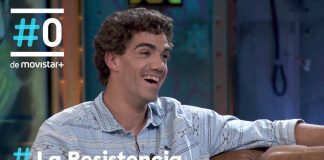 """Juan Lebrón fue el invitado del programa de """"La Resisentencia"""""""