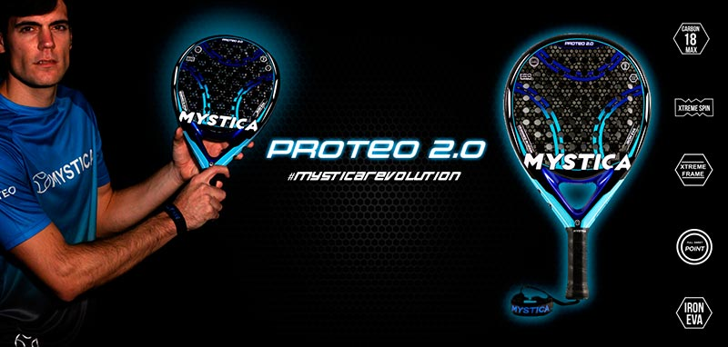 2. Mystica Proteo 2.0