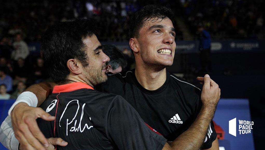 Galán y Lima cierran la temporada como Maestros