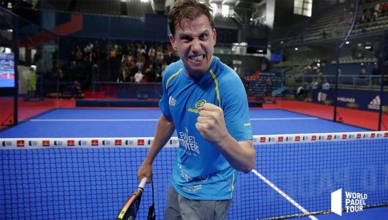 Paquito Navarro asciende a la primera posición del ranking