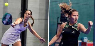Teresa Navarro y Aranzazu Osoro jugarán juntas en 2020