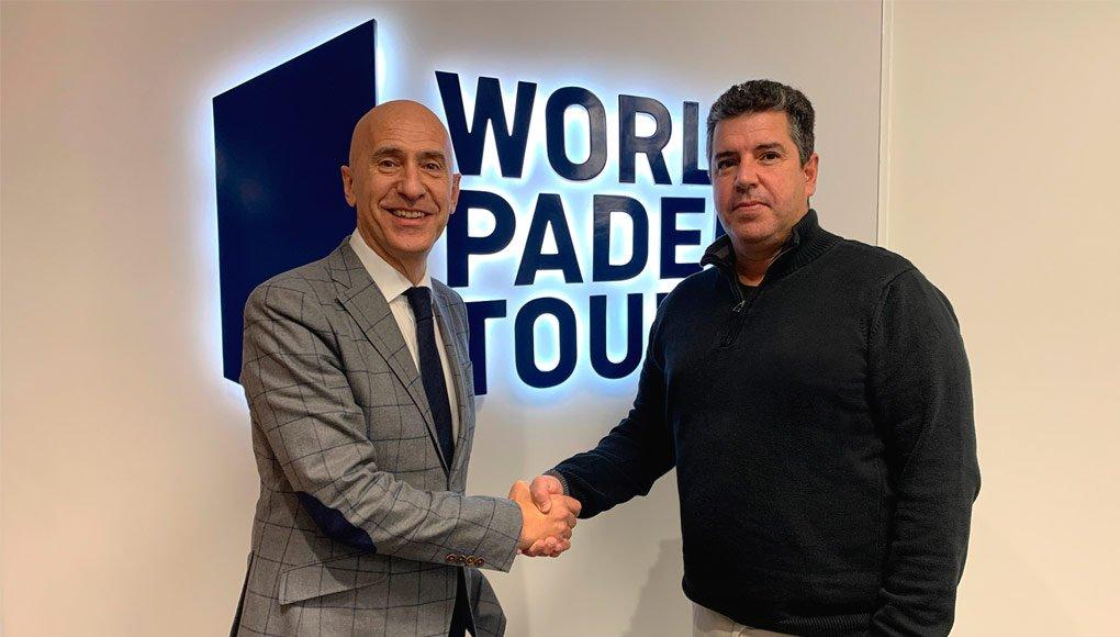 Siux, patrocinador oficial de bolsería del World Padel Tour