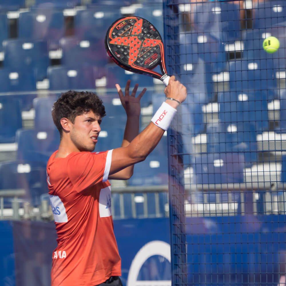 Agustín Tapia ha sido el jugador que más puestos ha subido en 2019