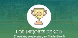 Nacho García de Padelazo nos presenta a sus candidatos en la votación de los mejores de 2019