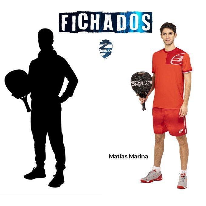 Maty Marina es el primero de los 2 fichajes que ha anunciado hoy Siux