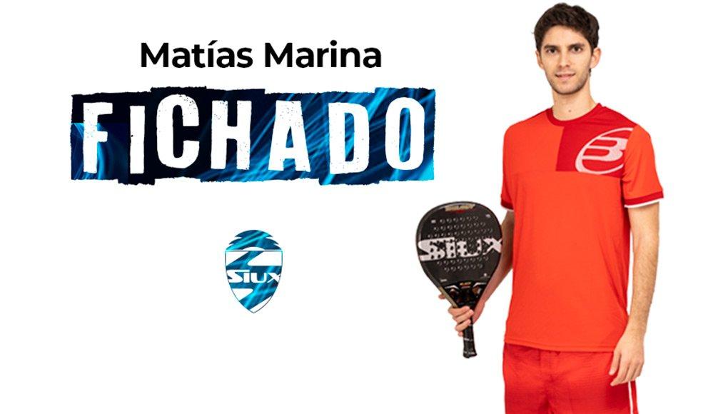 Maty Marina ficha por Siux y anuncia que continuará jugando con Godo Díaz
