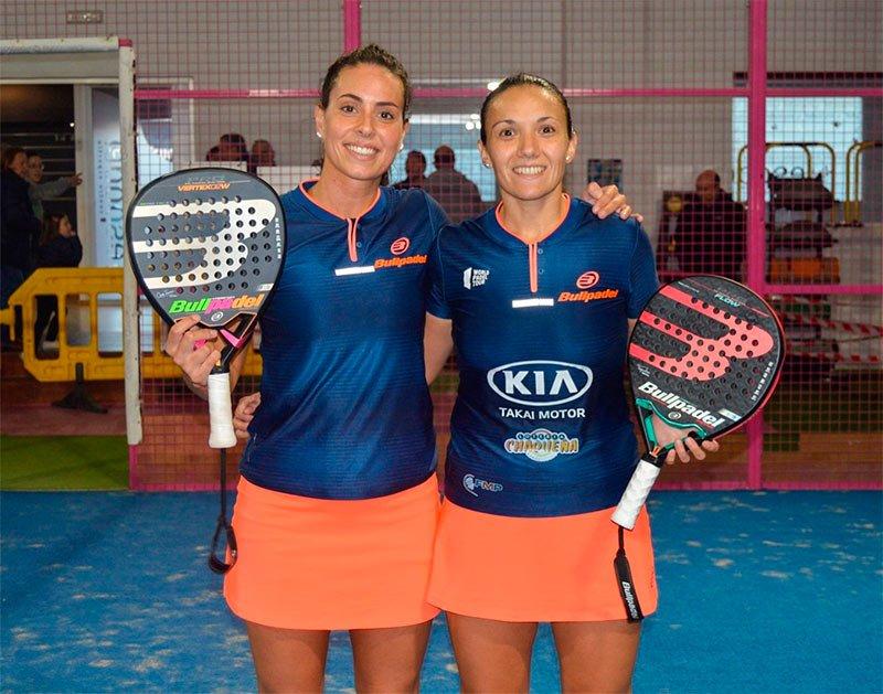 Sofia Araujo y Virginia Riera ganan el FIP Star Burriana