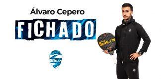 Álvaro Cepero se convierte en jugador de Siux