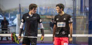 ¿Funcionará la pareja Juan Lebrón y Ale Galán? (Foto: www.lanzadigital.com)