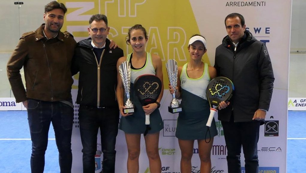Anna Cortiles y Jessica Castelló salen vencedoras