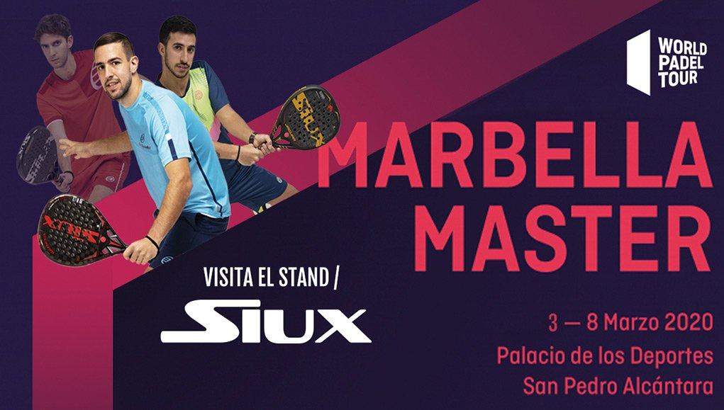 Siux se estrena en el WPT Marbella Master como patrocinador oficial