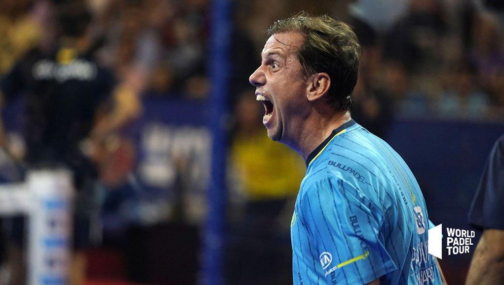 Paquito Navarro pasa a liderar en solitario el ranking masculino