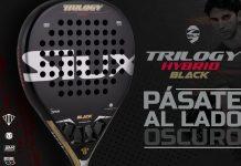 Pásate al lado oscuro con la nueva Siux Trilogy Hybrid Black