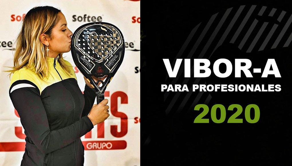 3 palas Vibora 2020 para jugadores avanzados