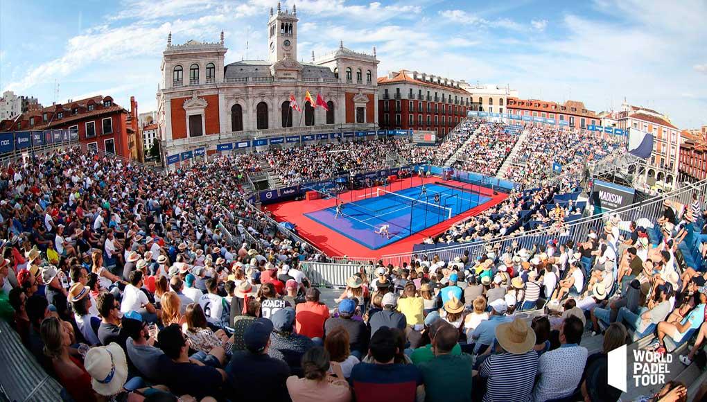 World Padel Tour aplaza el Valladolid Master y suspende el Lleida Open