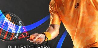 Colección 2020 Bullpadel: palas de pádel para todos los jugadores