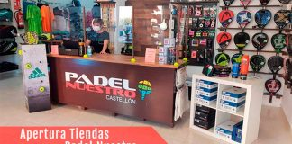Padel Nuestro stores return to activity after quarantine