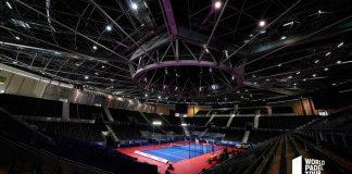 ¿Cómo será el montaje del Madrid Arena para la reanudación del World Padel Tour?