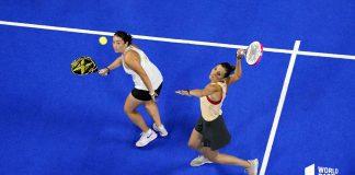 Entrevistamos a Carla Tur y Pilar Escandell, la pareja revelación del Estrella Damm Open