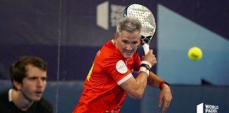 Lamperti y Bergamini eliminan a Uri Botello y Javi Ruíz en los dieciseisavos del Vuelve a Madrid Open