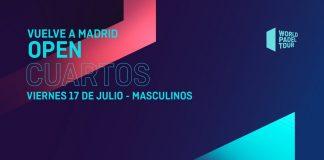 Sigue en directo el streaming de los cuartos del Vuelve a Madrid Open