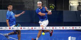 Silingo y Di Nenno amargan el debut de Sanyo y Stupa en los octavos del Vuelve a Madrid Open