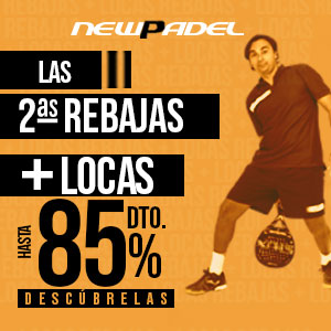The second craziest sales at www.newpadel. Net