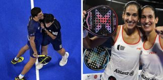 Adeslas Open Finals: Galán win - Lebrón and Majo - Mapi