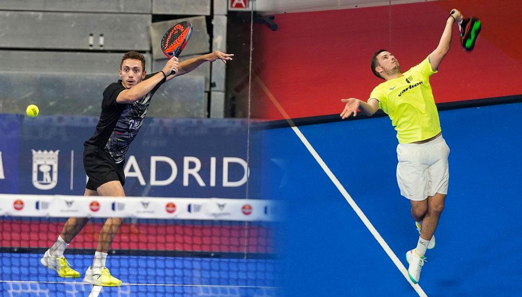 Juan Cruz Belluati y Agustín Gutiérrez jugarán juntos desde el Valencia Open