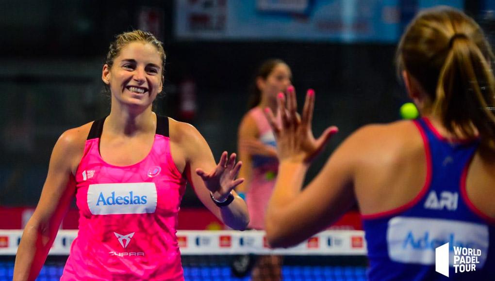 Ale Salazar y Ari Sánchez encabezan ahora el ranking femenino