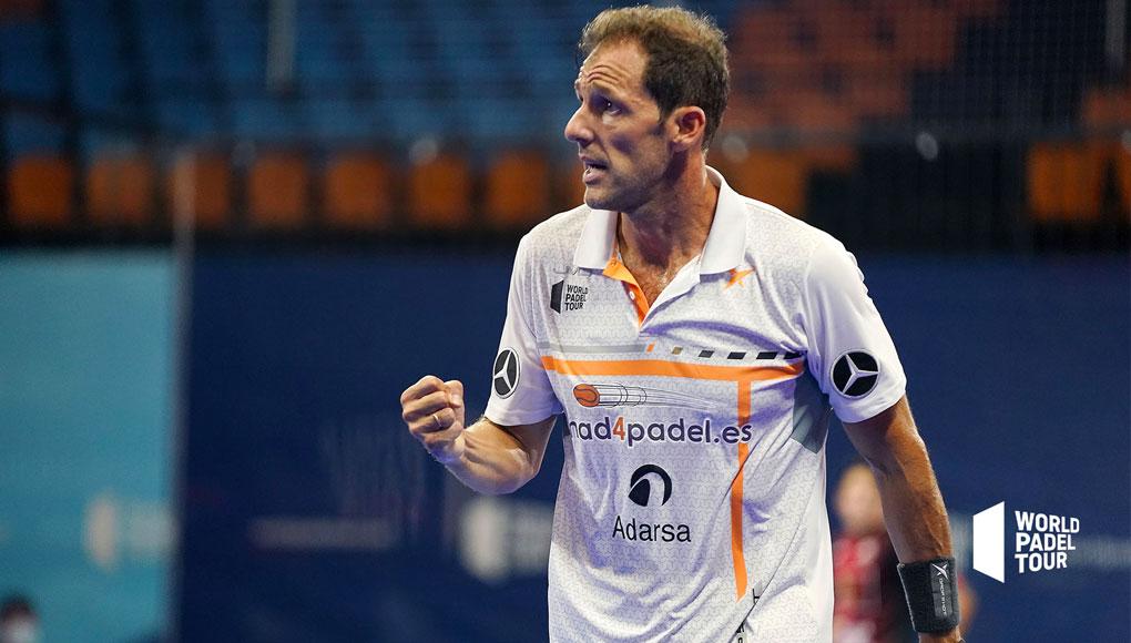 Juan Martín Díaz y Campagnolo se llevan el partido de los dieciseisavos del Menorca Open