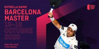 Estrella Damm Barcelona Master se suma al calendario World Padel Tour