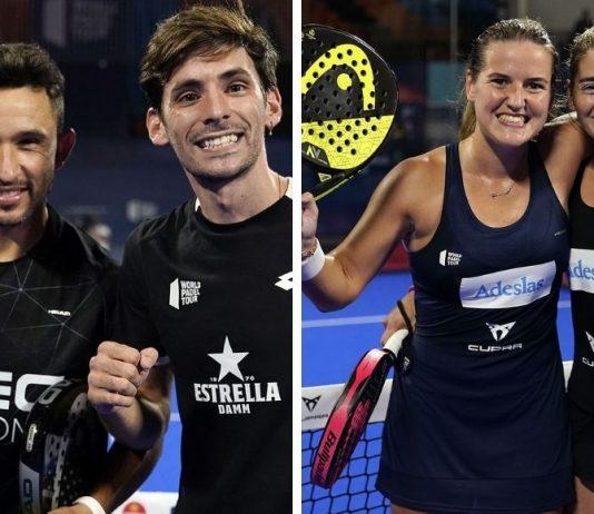 Finales del Menorca Open: Sanyo - Stupa y Ale - Ari consiguen el título
