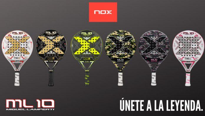 Conoce cómo es la gama ML10 Pro Cup de Nox al completo