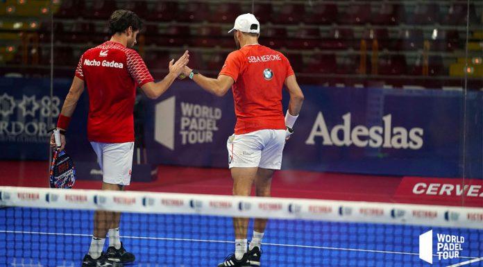 Nacho Gadea y Seba Nerone anuncian su separación tras el Menorca Open