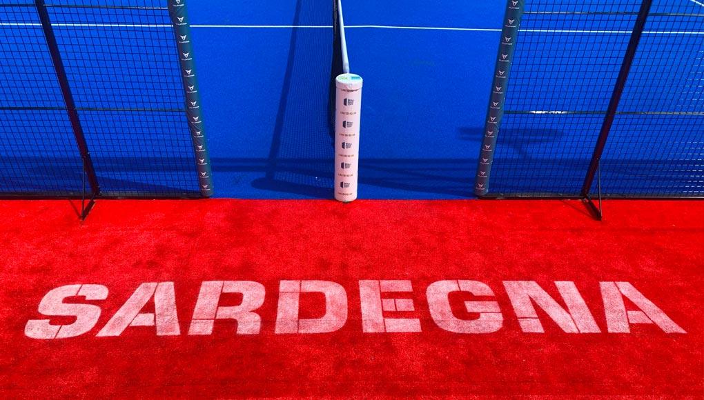 La jornada de octavos del Sardegna Open se reanudará a las 15:00