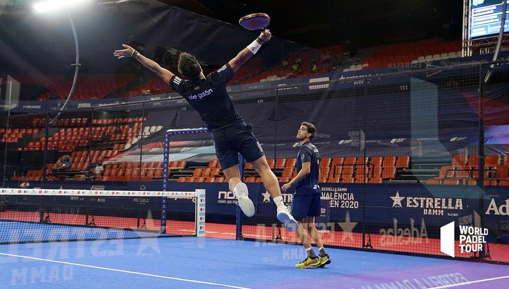 Semifinales del Estrella Damm Valencia Open: ¡Así ha sido la jornada!