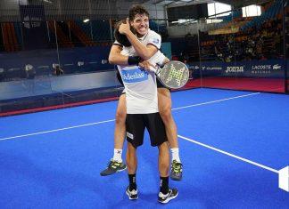 Bela y Tapia siguen su buena racha en las semifinales del Menorca Open 2020