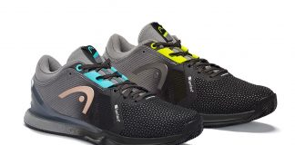 """HEAD presents the new """"Sprint Pro 3.0 SF"""" and """"Sprint Pro 3.0 SF Clay"""" shoes"""