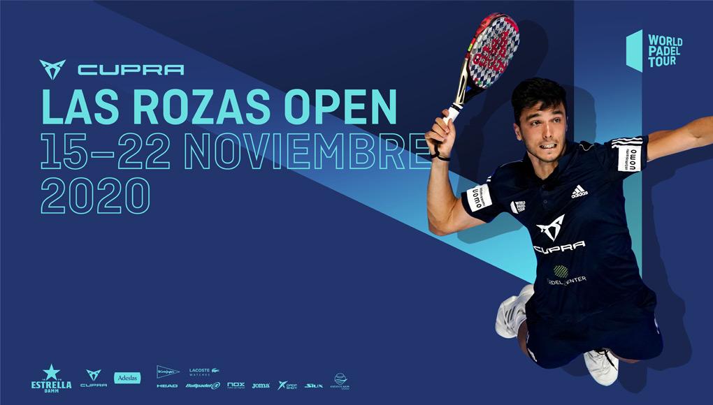 Las Rozas Open 2020 sustituye al Vigo Open como última prueba de la temporada regular