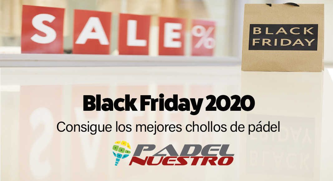 Numérico ballena Infantil  The best padel products to get on Black Friday 2020