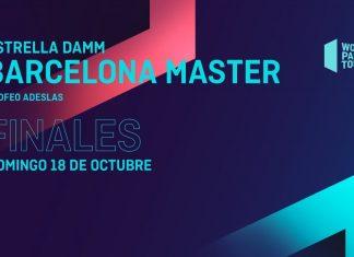 Sigue en directo el streaming de las finales del Barcelona Master