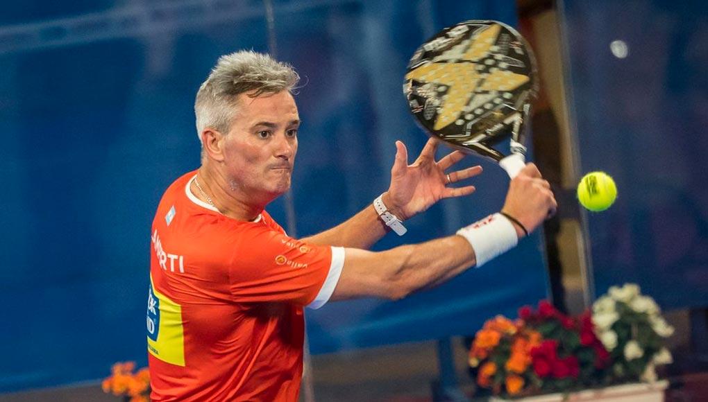 Miguel Lamperti causará baja en el Estrella Damm Barcelona Master