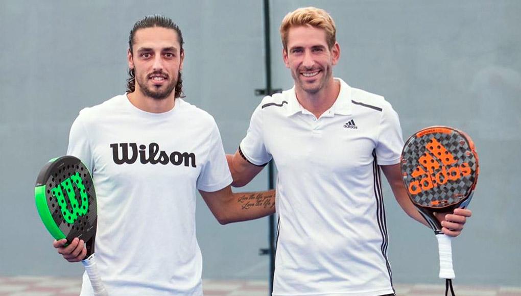 Pablo Lijó y Álex Ruíz confirman su unión como pareja