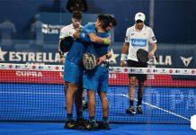 La victoria de Tello y Chingotto sobre Bela y Tapia marca los cuartos de Las Rozas Open
