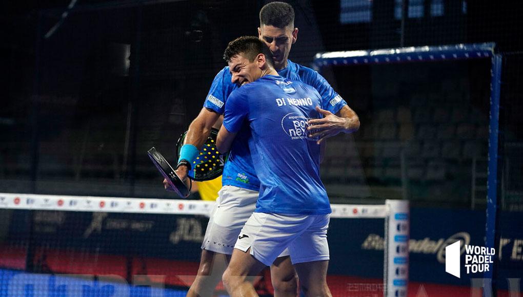 Maxi Sánchez y Martin Di Nenno terminan la temporada en 7ª posición