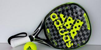Analizamos la Adidas Adipower 2.0, la pala de pádel de Seba Nerone