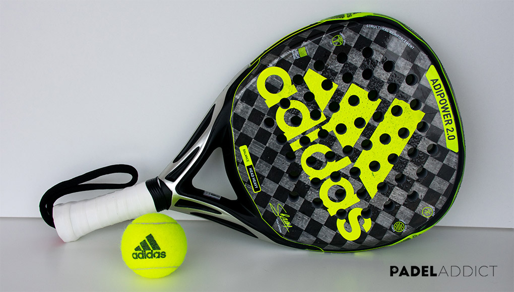 usted está equilibrar Sencillez  Adipower 2.0: Analysis of Seba Nerone's padel racket